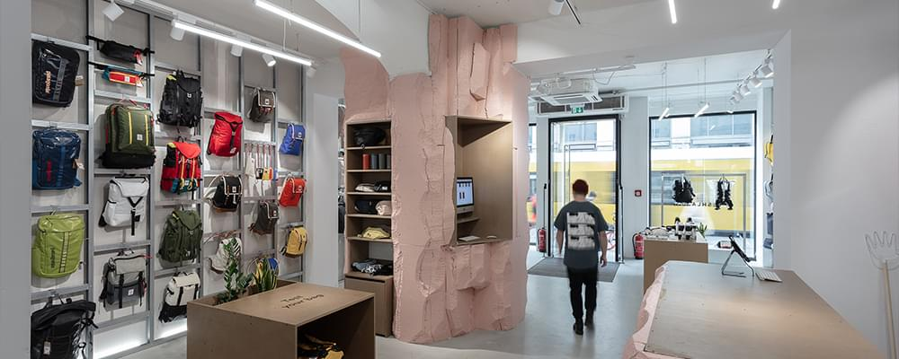 Unser Berlin Backpack store