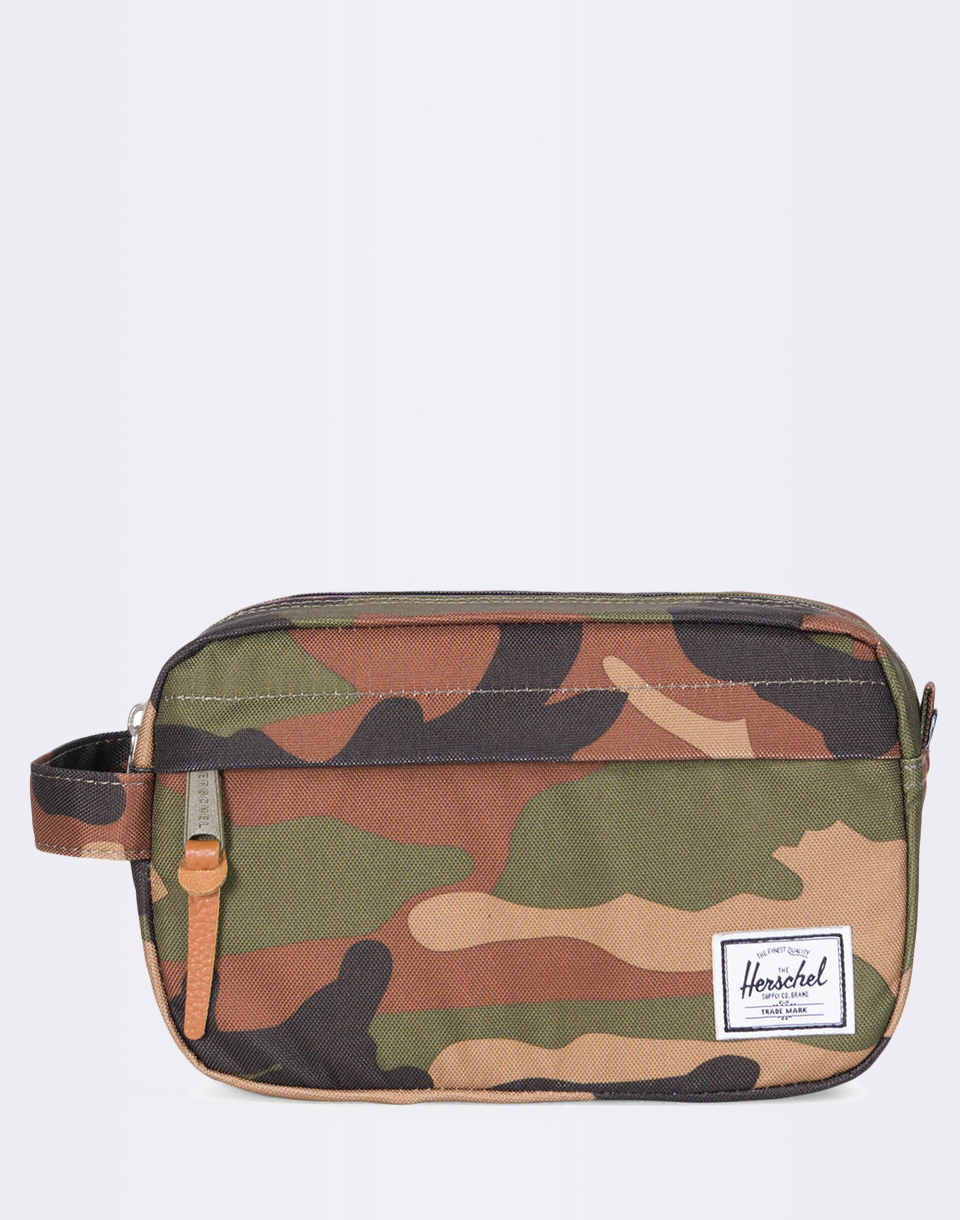 Herschel Supply Chapter Carry On Woodland Camo Multi Zip