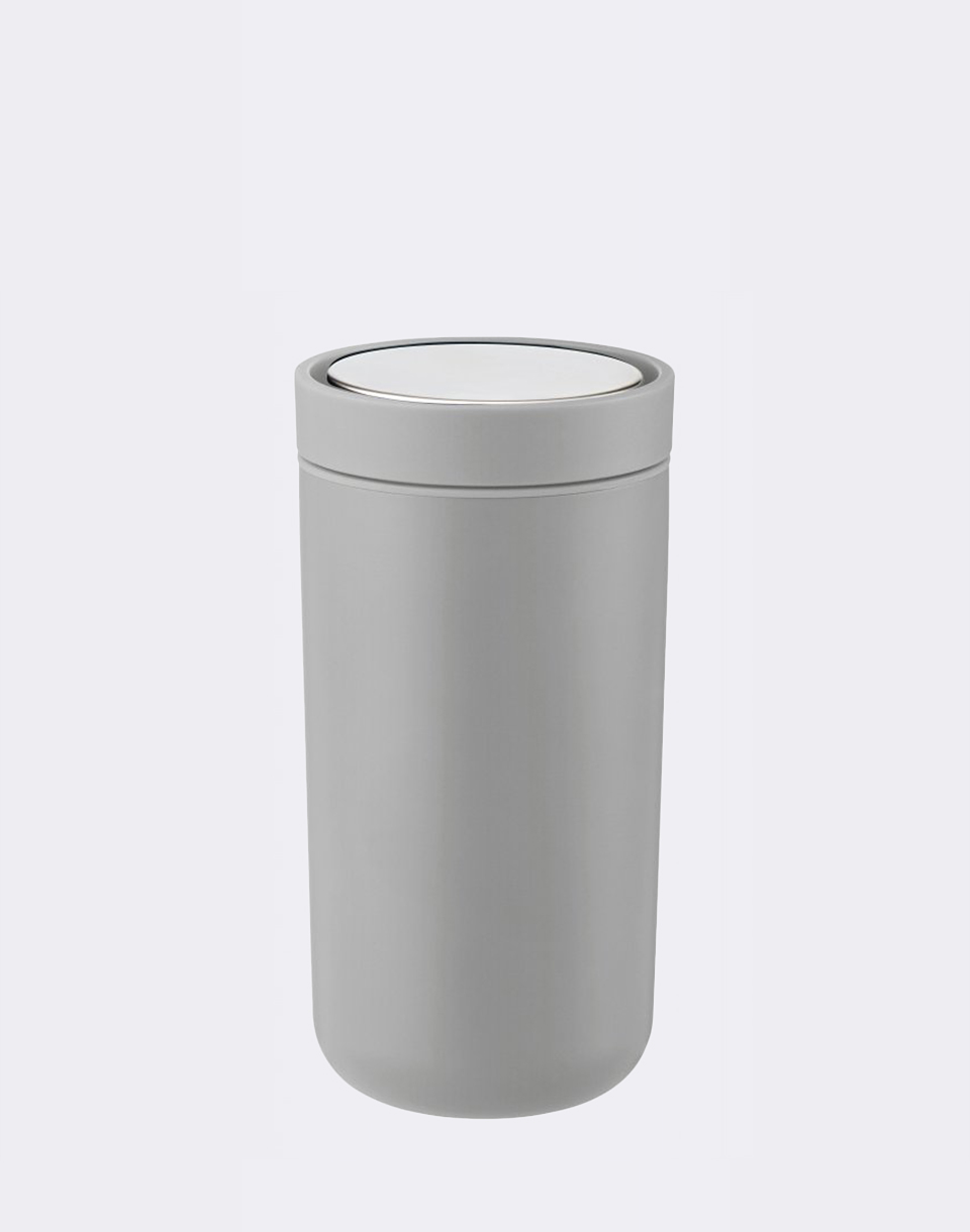 Stelton To Go Click Soft Light Grey