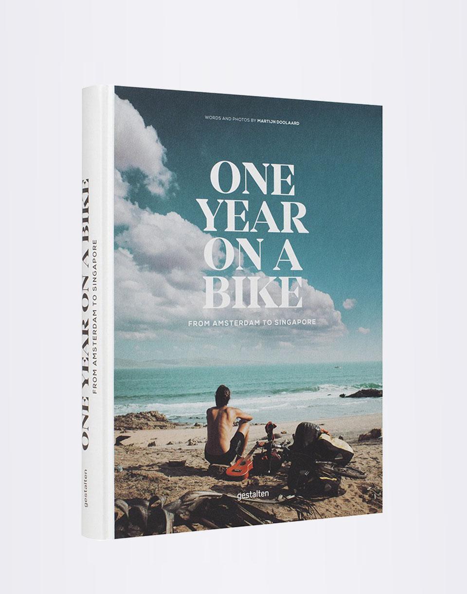 Knihy Gestalten One Year on a Bike + novinka