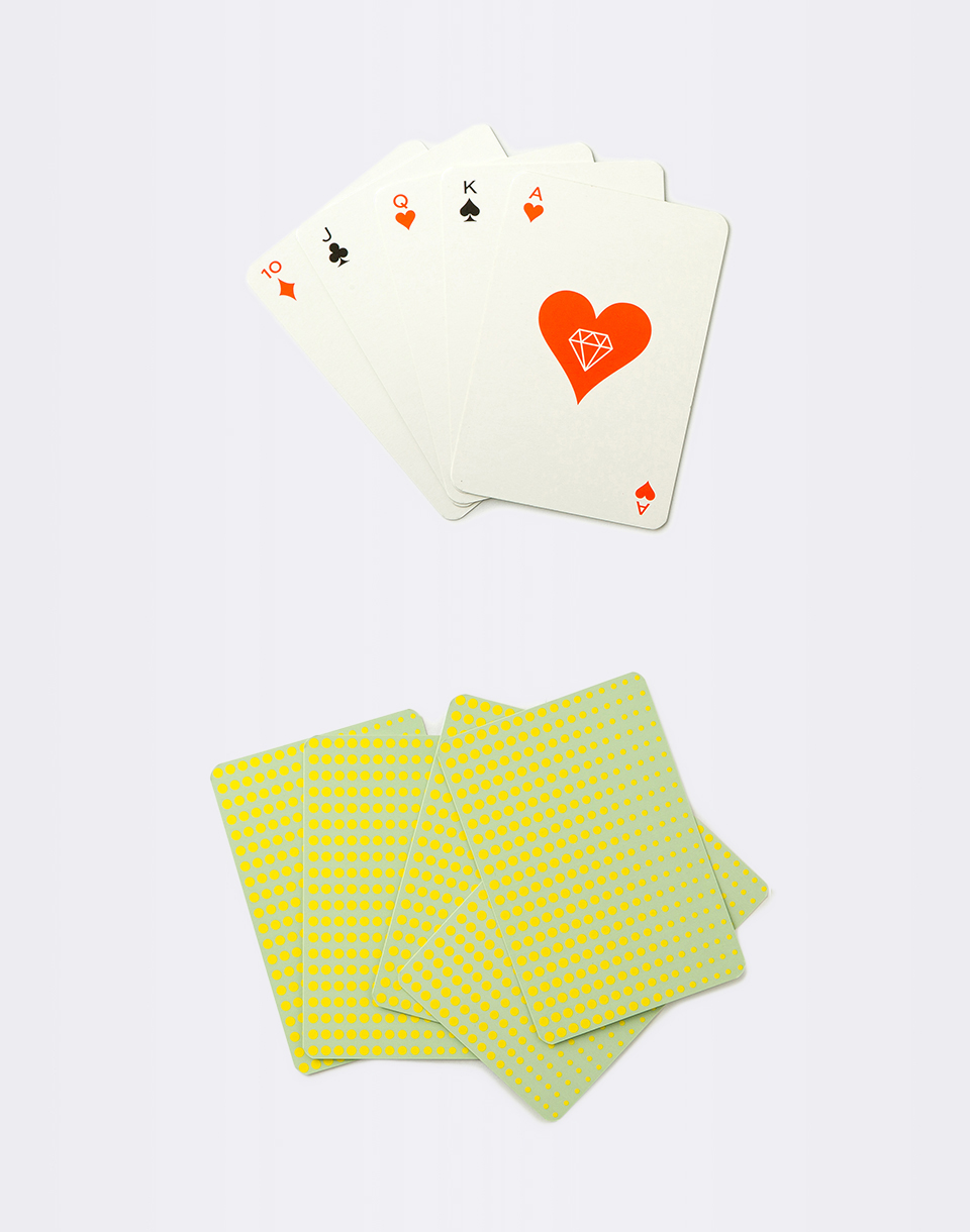 PrintWorks Double Playing Cards