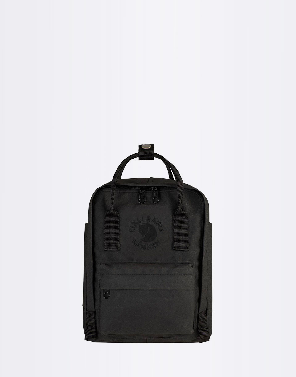Fjällräven Re Kanken Mini 550   Black
