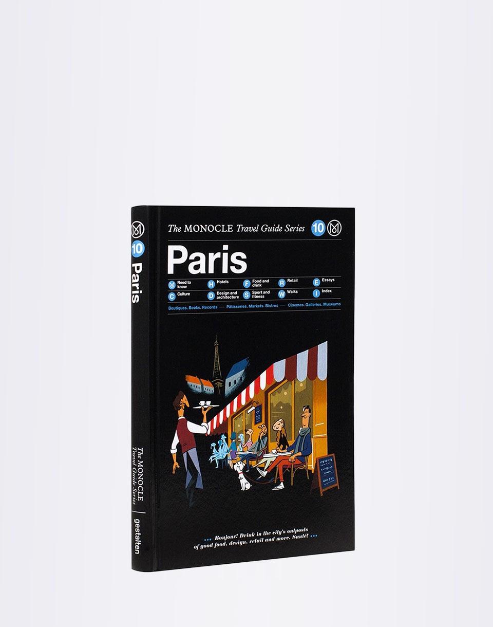 Knihy Gestalten Paris: The Monocle Travel Guide Series