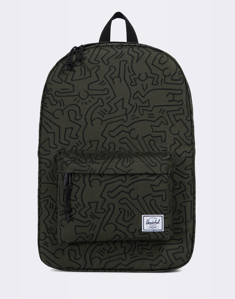 Batoh Herschel Supply Winlaw Forest Night Keith Haring + doprava zdarma