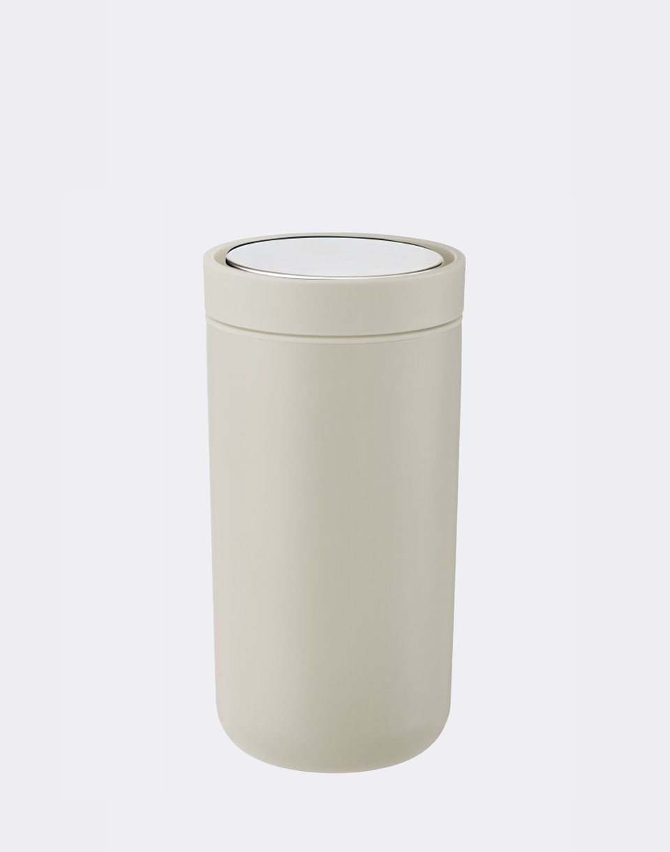 Stelton To Go Click Soft Sand