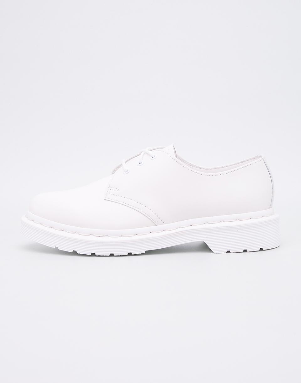 Dr. Martens 1461 Mono White Smooth 38