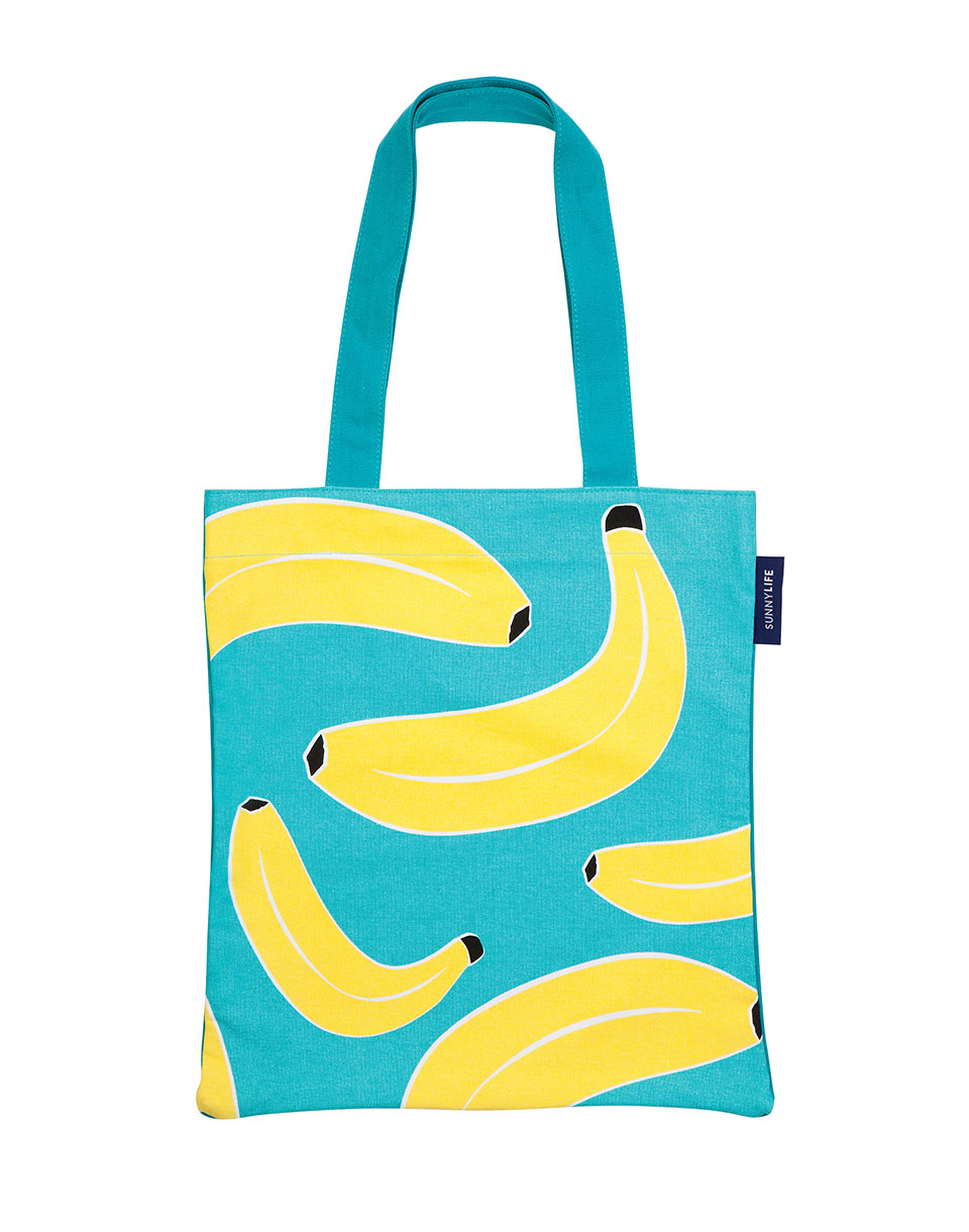 Taška Sunnylife Tote Bag Cool Bananas SU0TOTBN