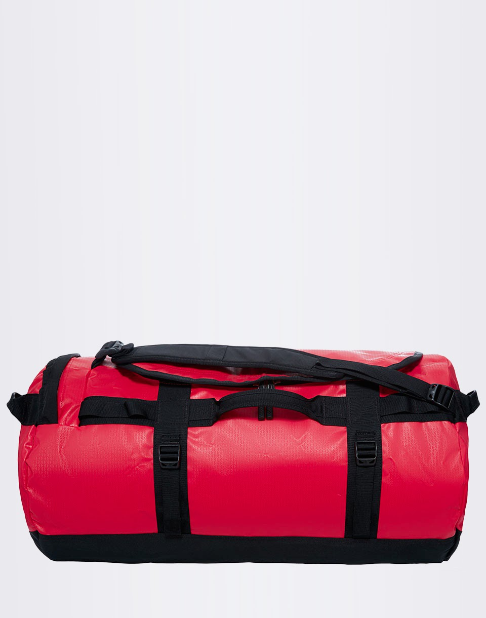 Batoh The North Face Base Camp Duffle M TNF Red / TNF Black + doprava zdarma