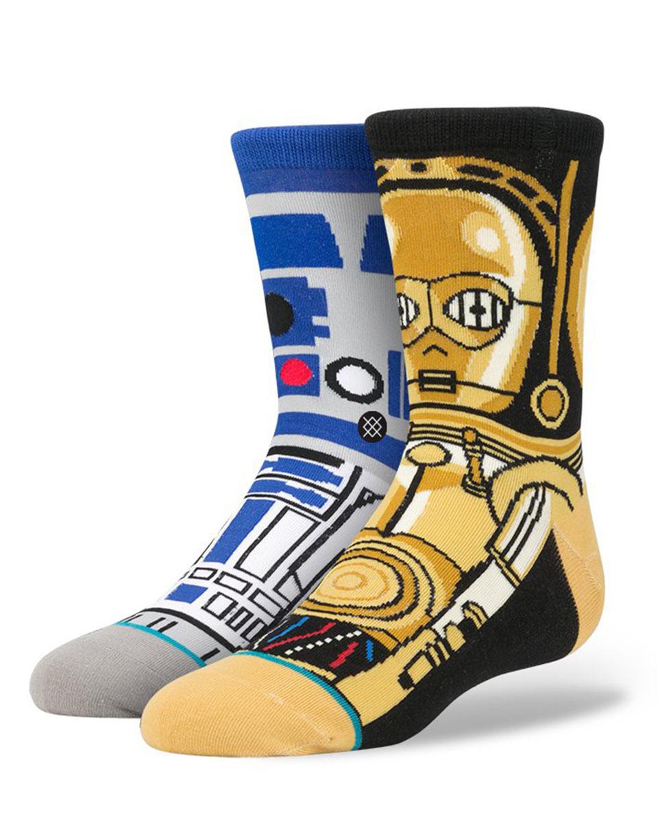 Ponožky Stance Star Wars Droid blue 43-46