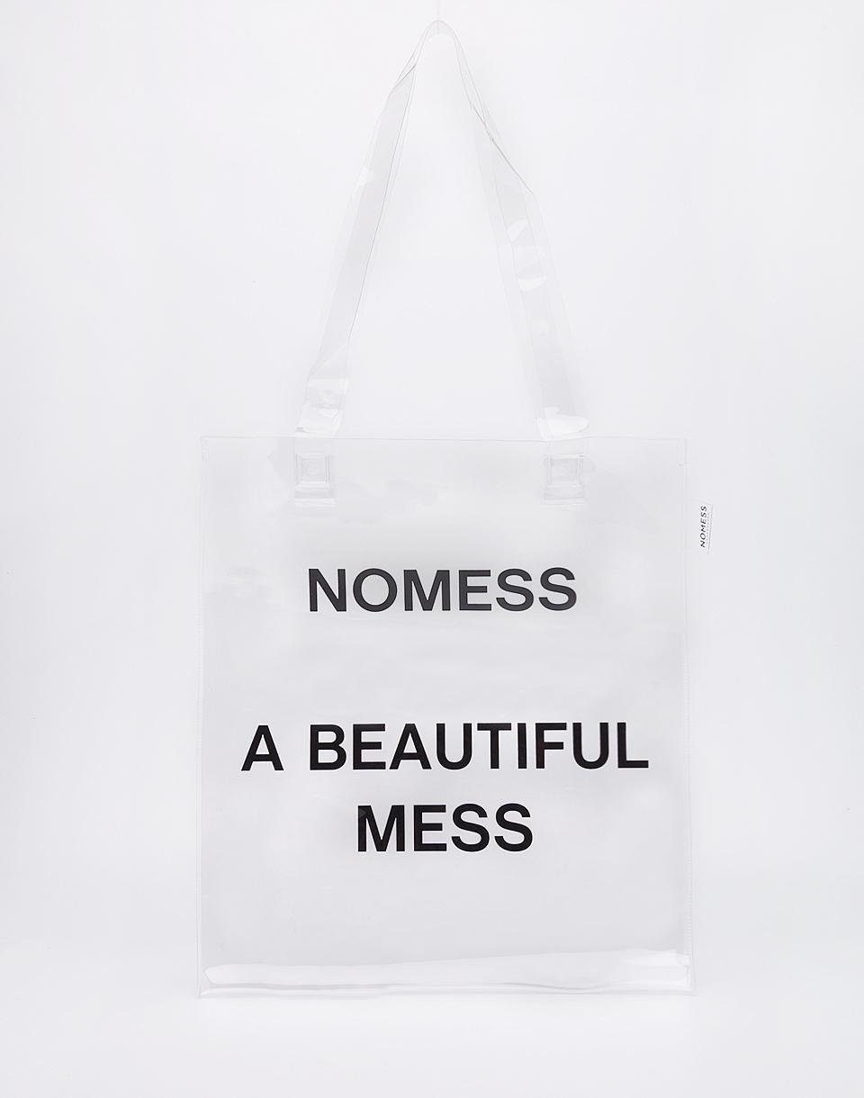 Taška NOMESS Tote Bag Clear