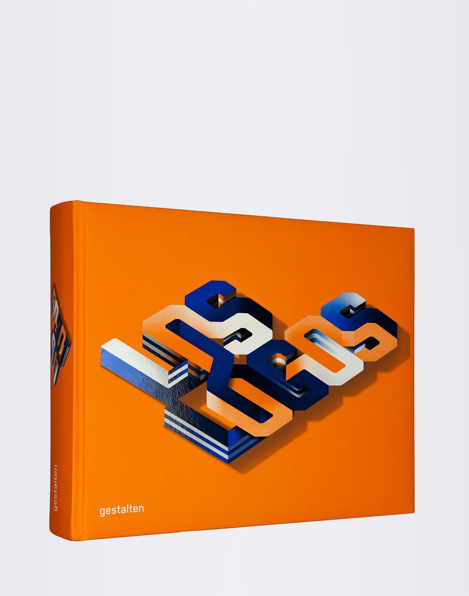 Knihy Gestalten Los Logos 8 + novinka