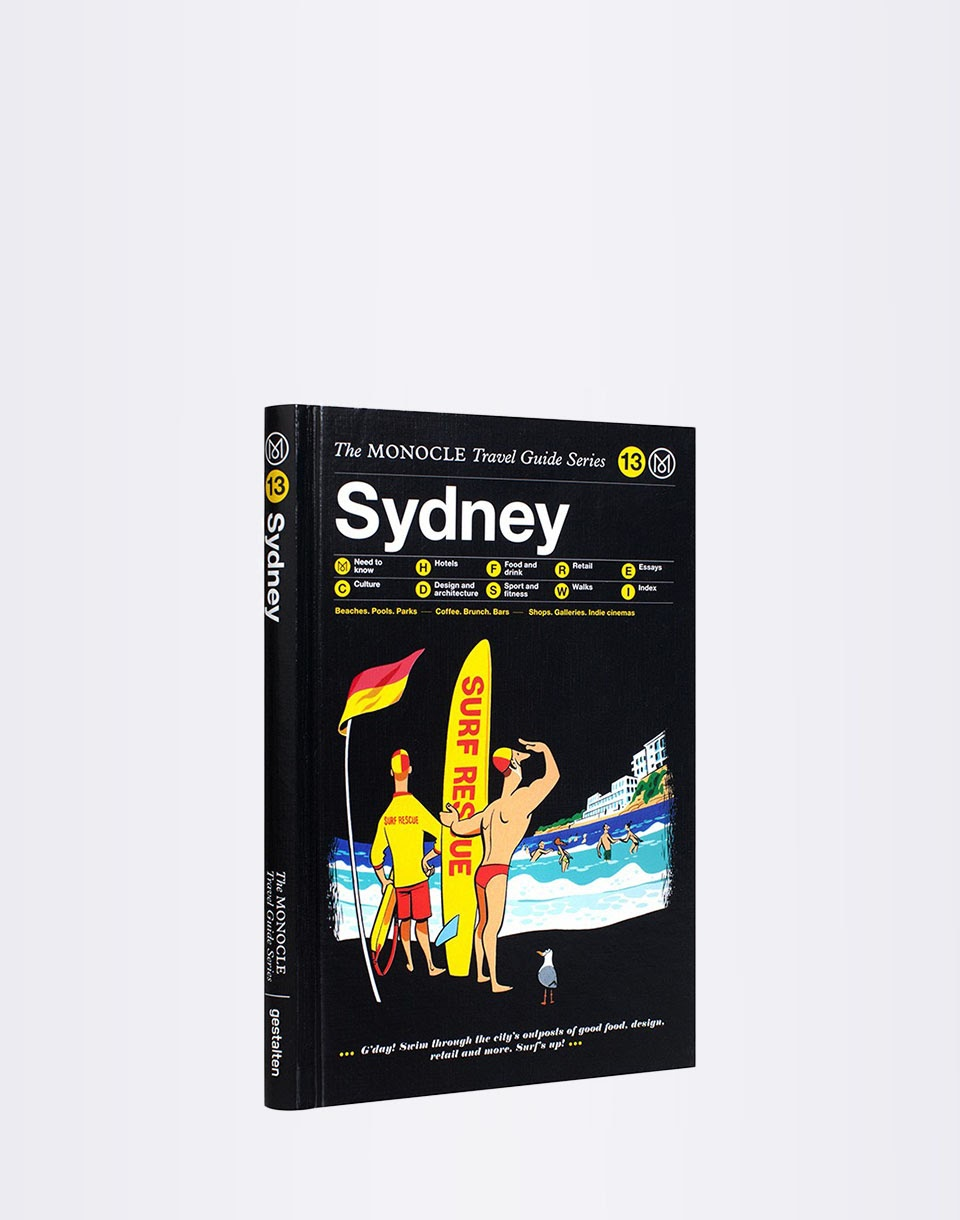 Knihy Gestalten Sydney: The Monocle Travel Guide Series