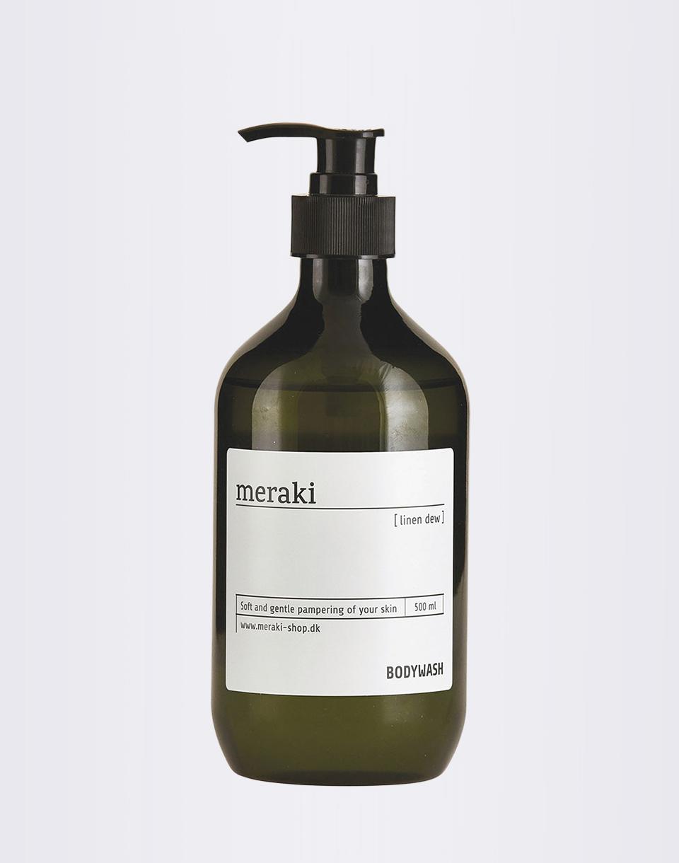 Kosmetika meraki Body Wash Linen Dew Linen Dew