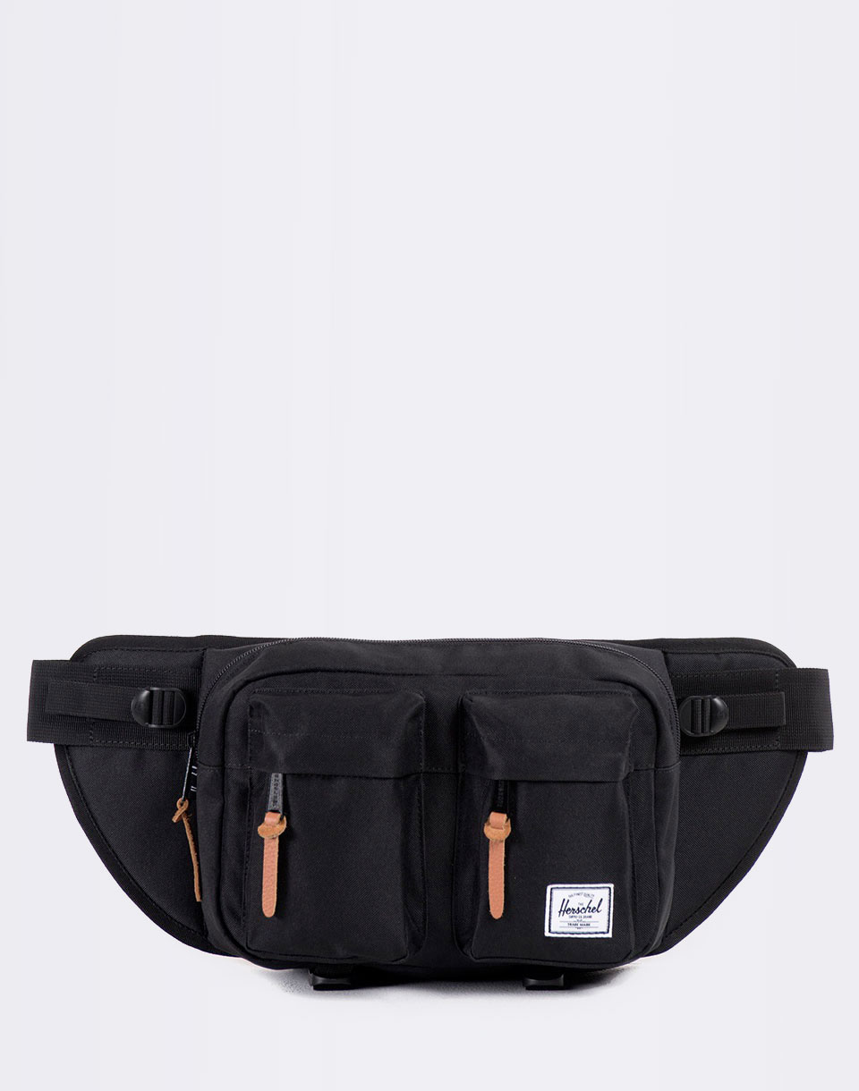 Herschel Supply Eighteen Black