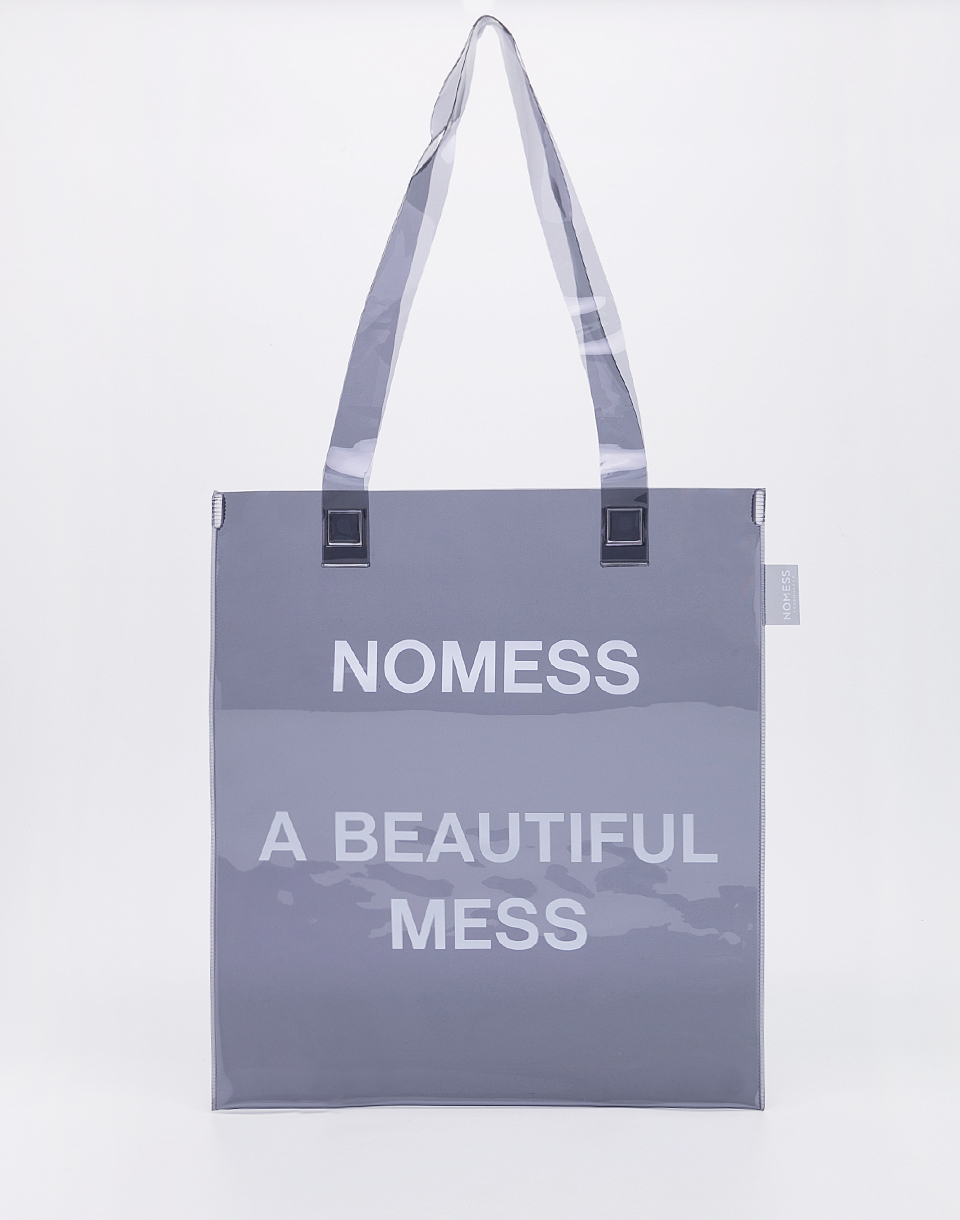 Taška NOMESS Tote Bag Grey
