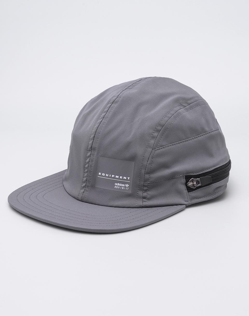 Kšiltovka Adidas Originals EQT 4 Panel Grey Four/White