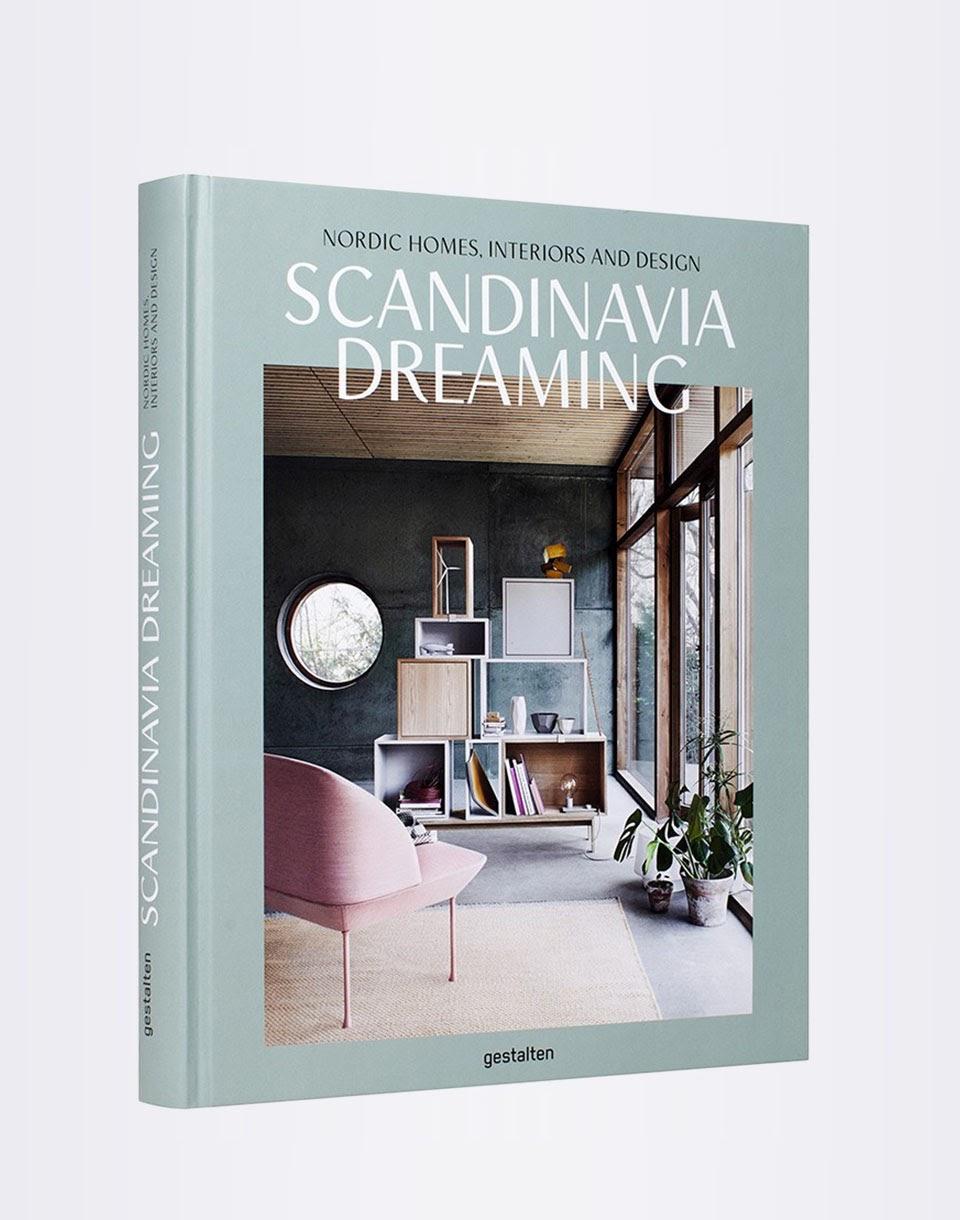 Knihy Gestalten Scandinavia Dreaming + novinka