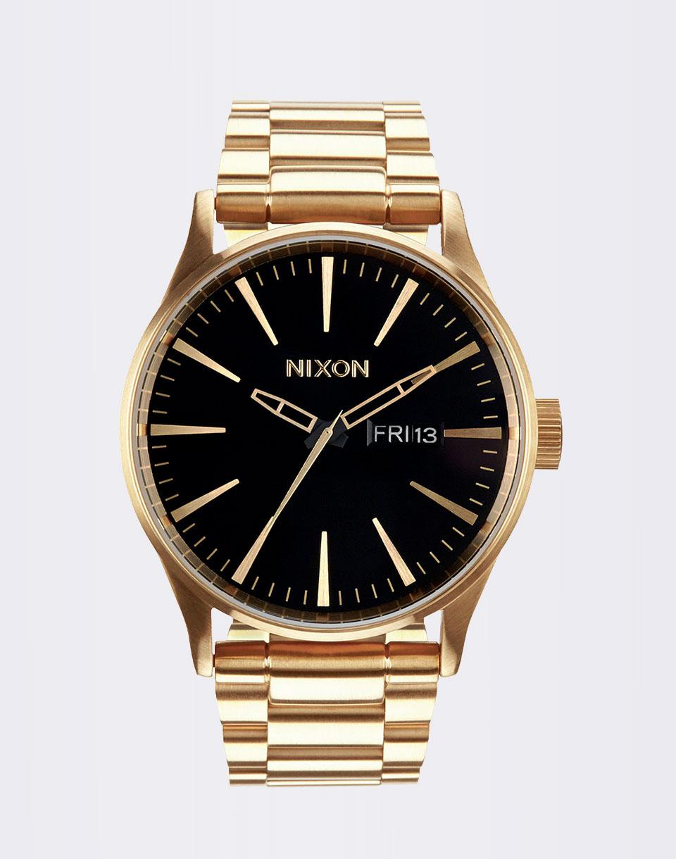 Nixon Sentry SS All Gold / Black