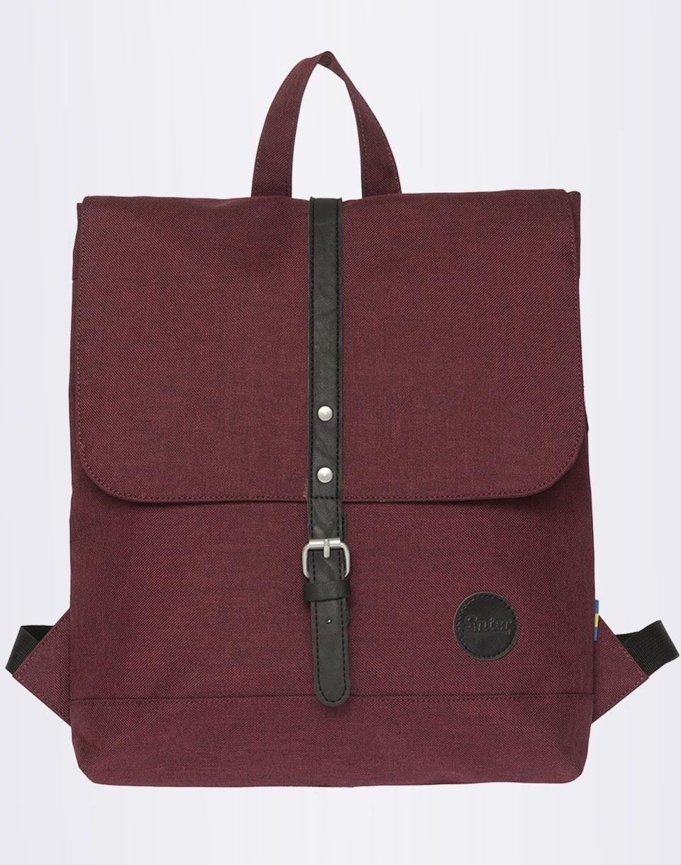 Batoh Enter Backpack Mini Melange Wine Red