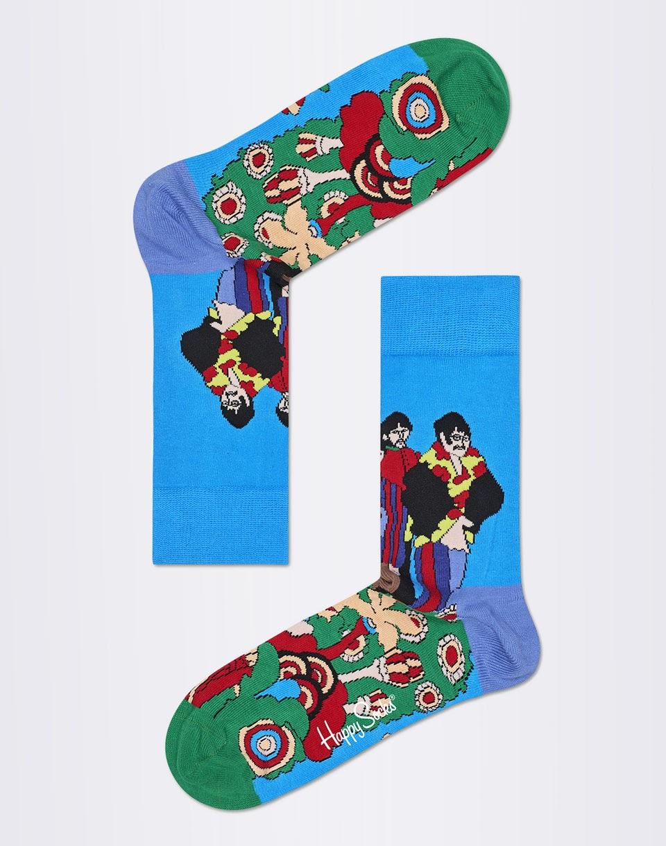 Ponožky Happy Socks The Beatles Pepperland BEA01-7000 36-40 + novinka