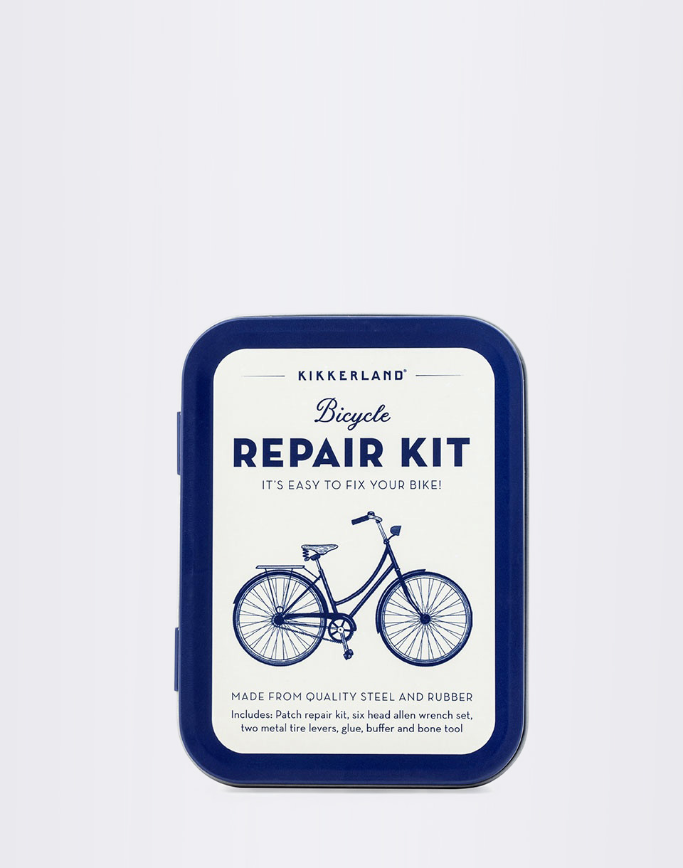 Kikkerland Bicycle Repair Kit