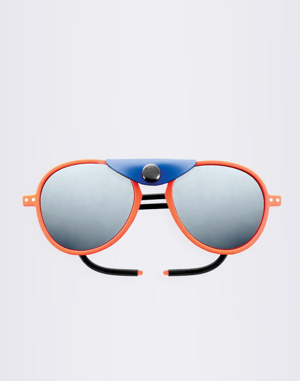 Sluneční brýle Izipizi Sun Glacier Plus Orange Neon Blue