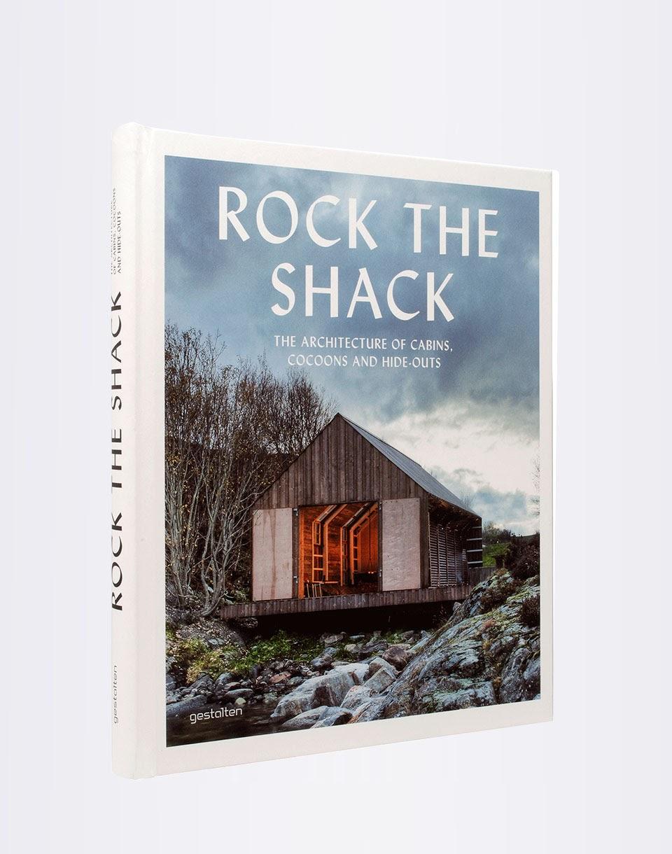 Knihy Gestalten Rock the Shack + novinka