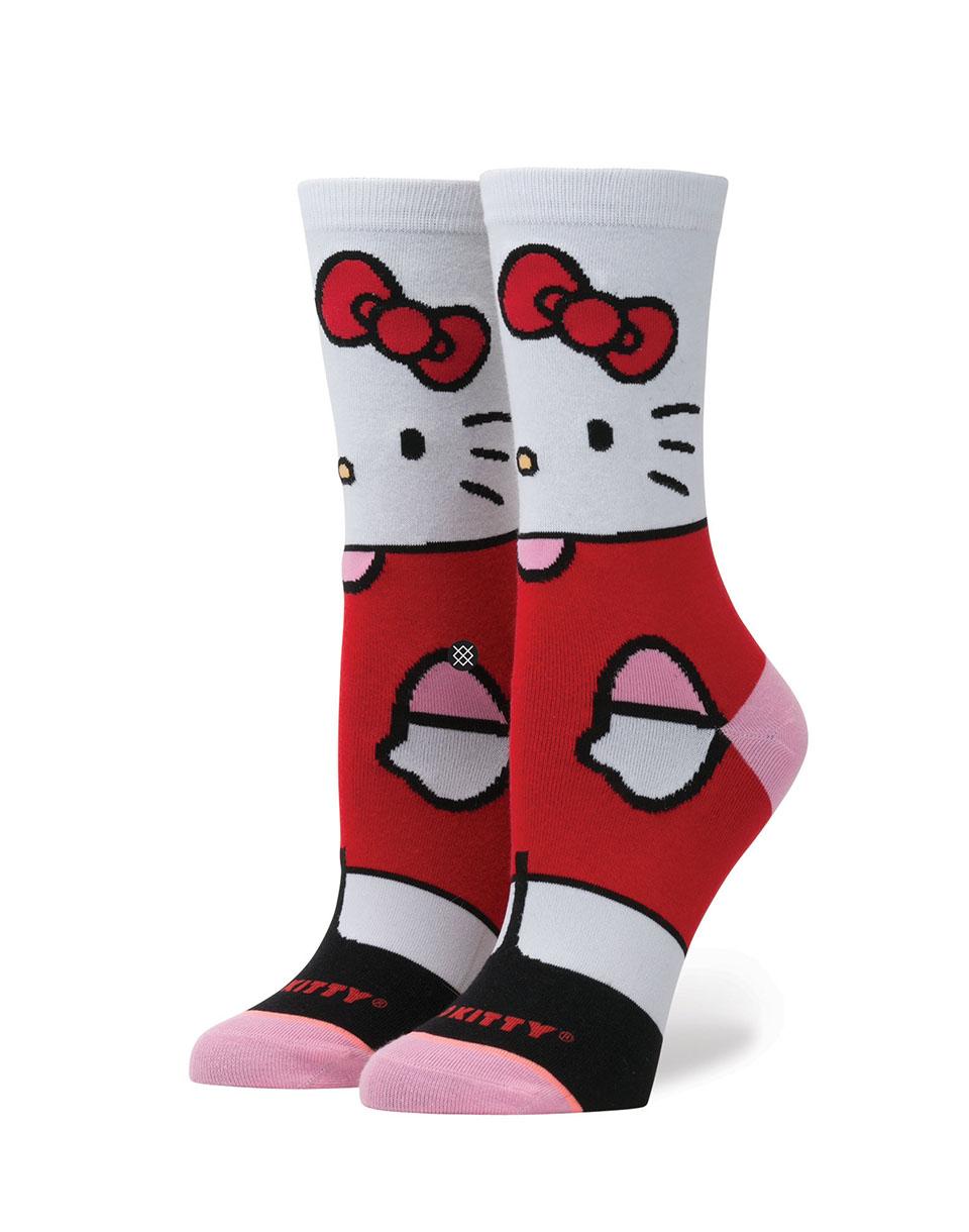 Dárkové balení Stance Hello Kitty White 38-42
