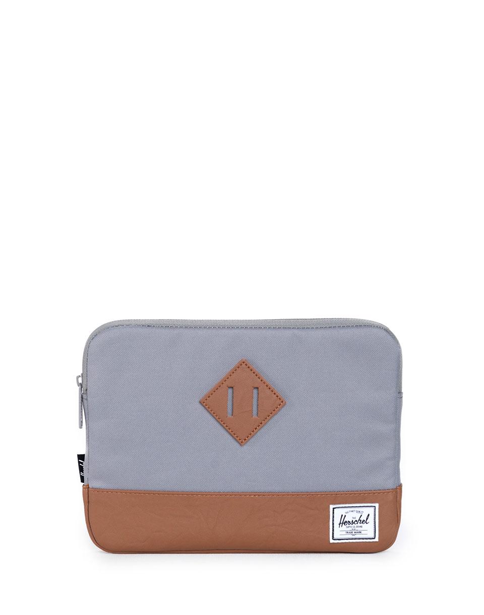 Herschel Supply Heritage Sleeve for iPad Air Grey/Tan