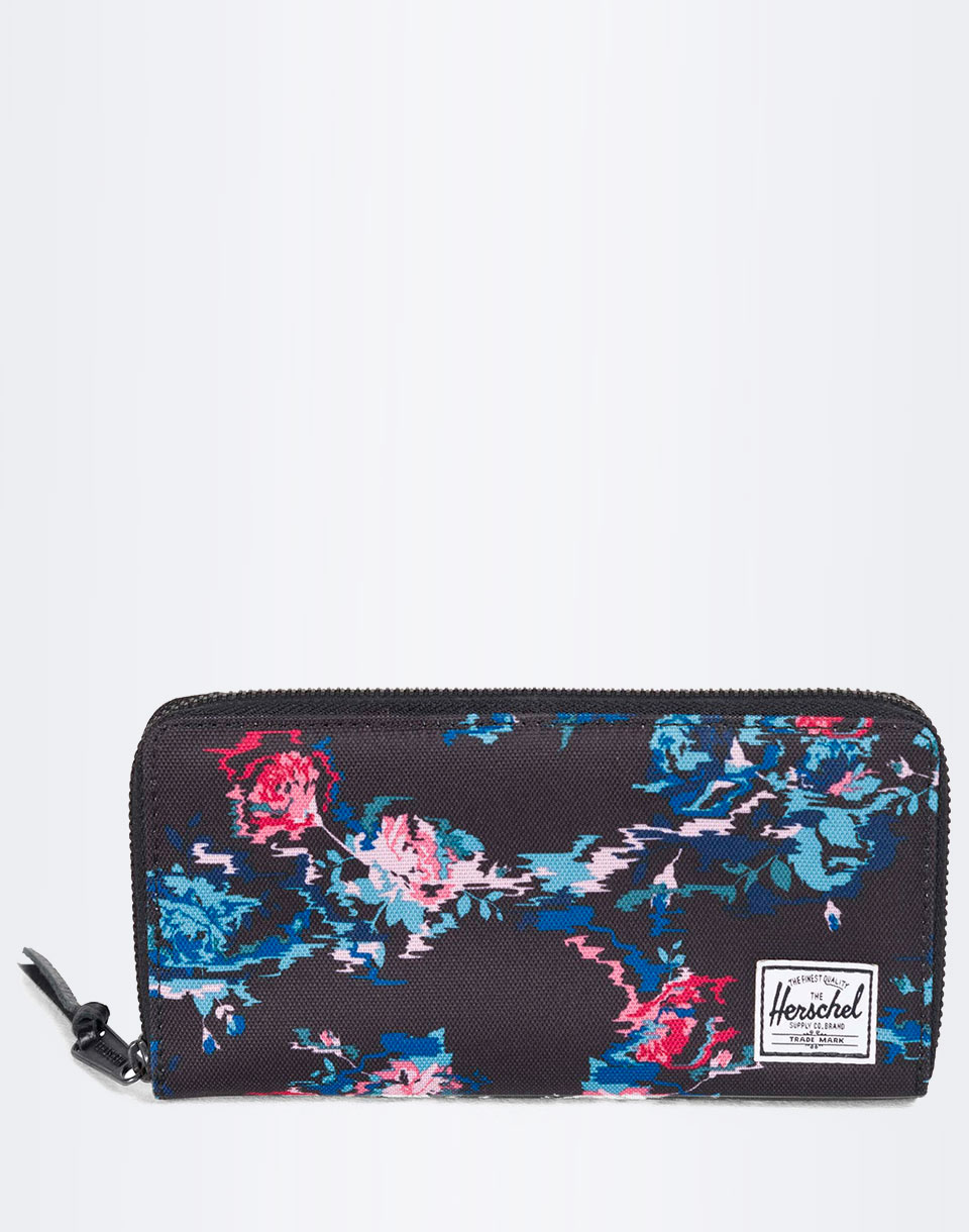 Peněženka Herschel Supply Avenue Floral Blur