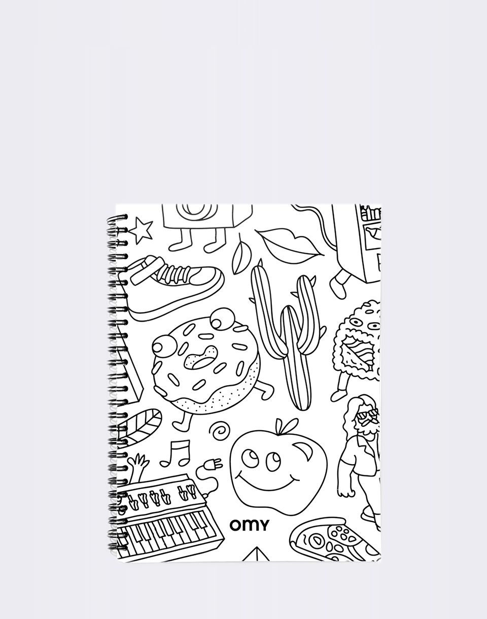 OMY Spirale Sketch Book