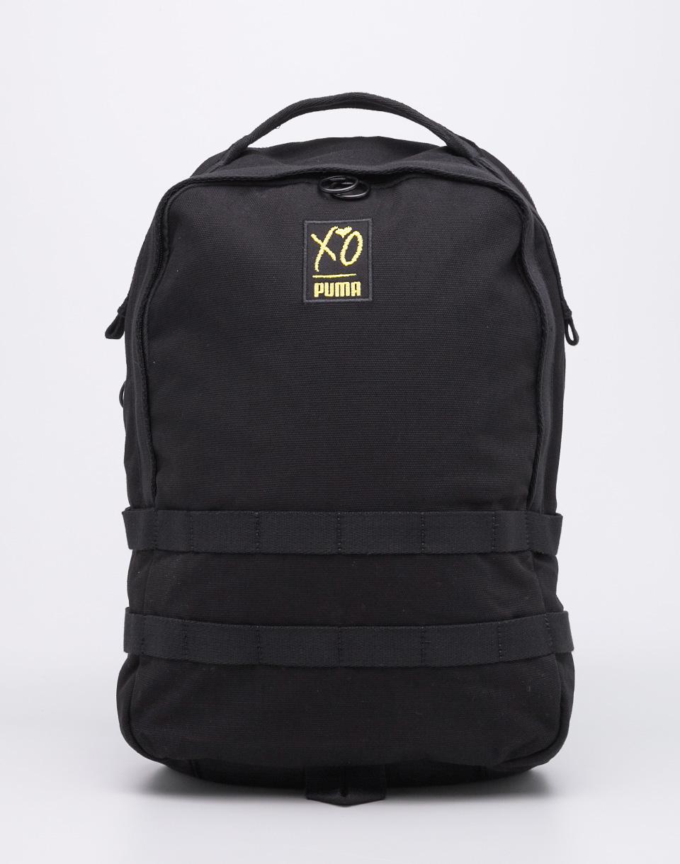 Batoh Puma XO Backpack Puma Black + doprava zdarma + novinka
