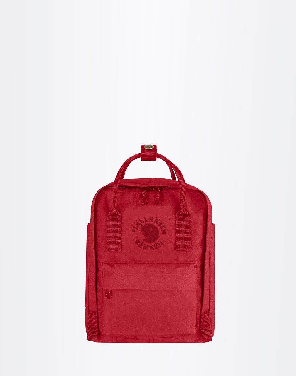 Fjällräven Re Kanken Mini Red