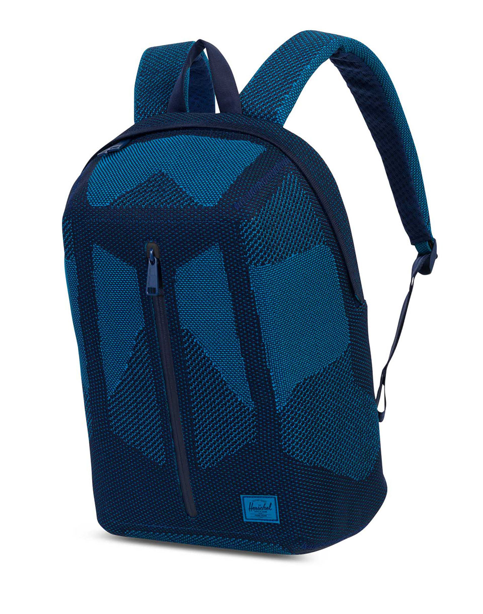 Batoh Herschel Supply ApexKnit Dayton Medieval Blue / Blue Jewel + doprava zdarma