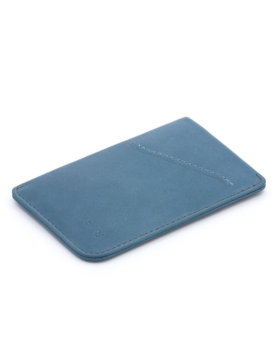 Bellroy Card Sleeve Arctic Blue