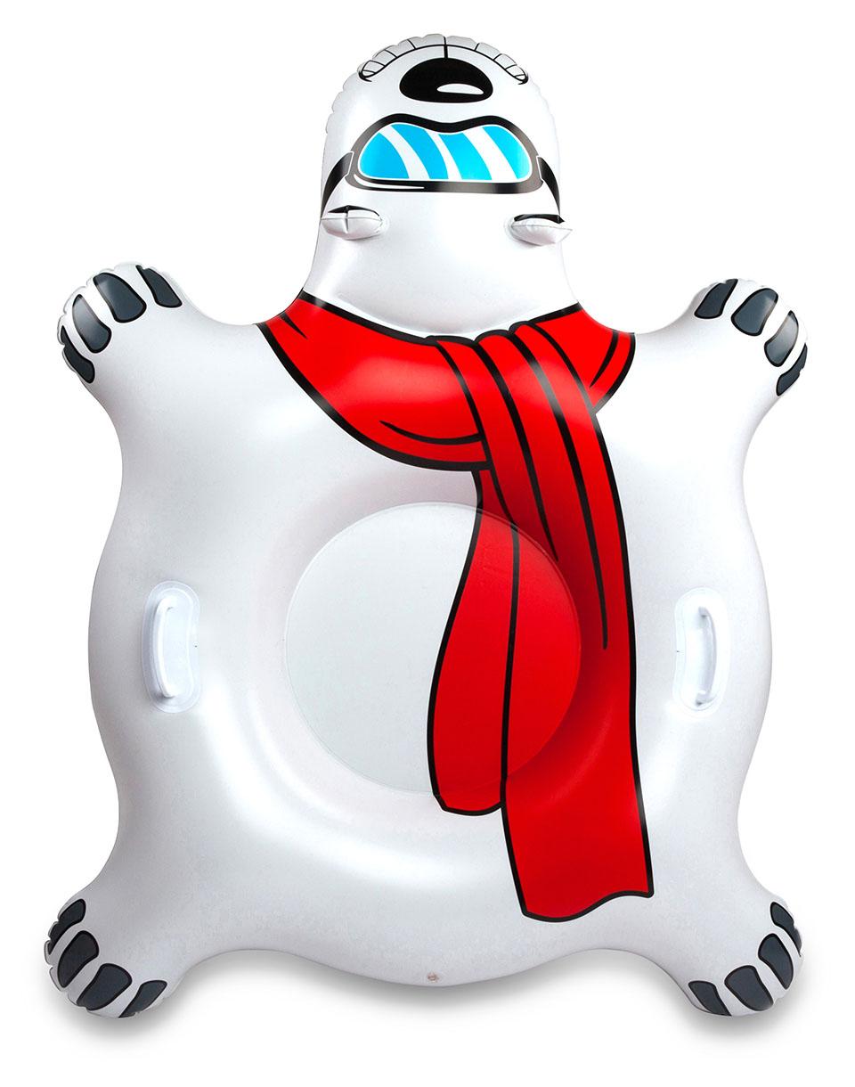 Nafukovačky Big Mouth Snow Tube Polar Bear + novinka