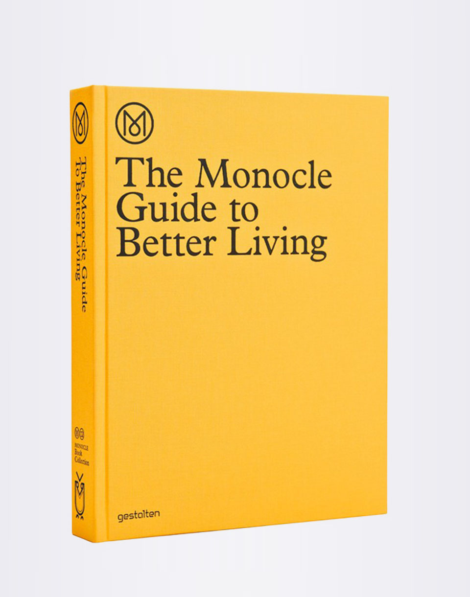 Knihy Gestalten The Monocle Guide to Better Living + novinka