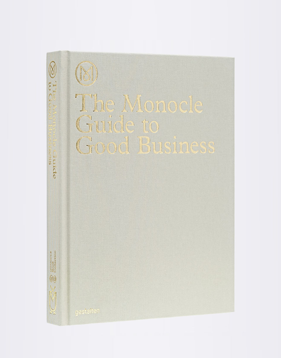 Knihy Gestalten The Monocle Guide to Good Business + novinka