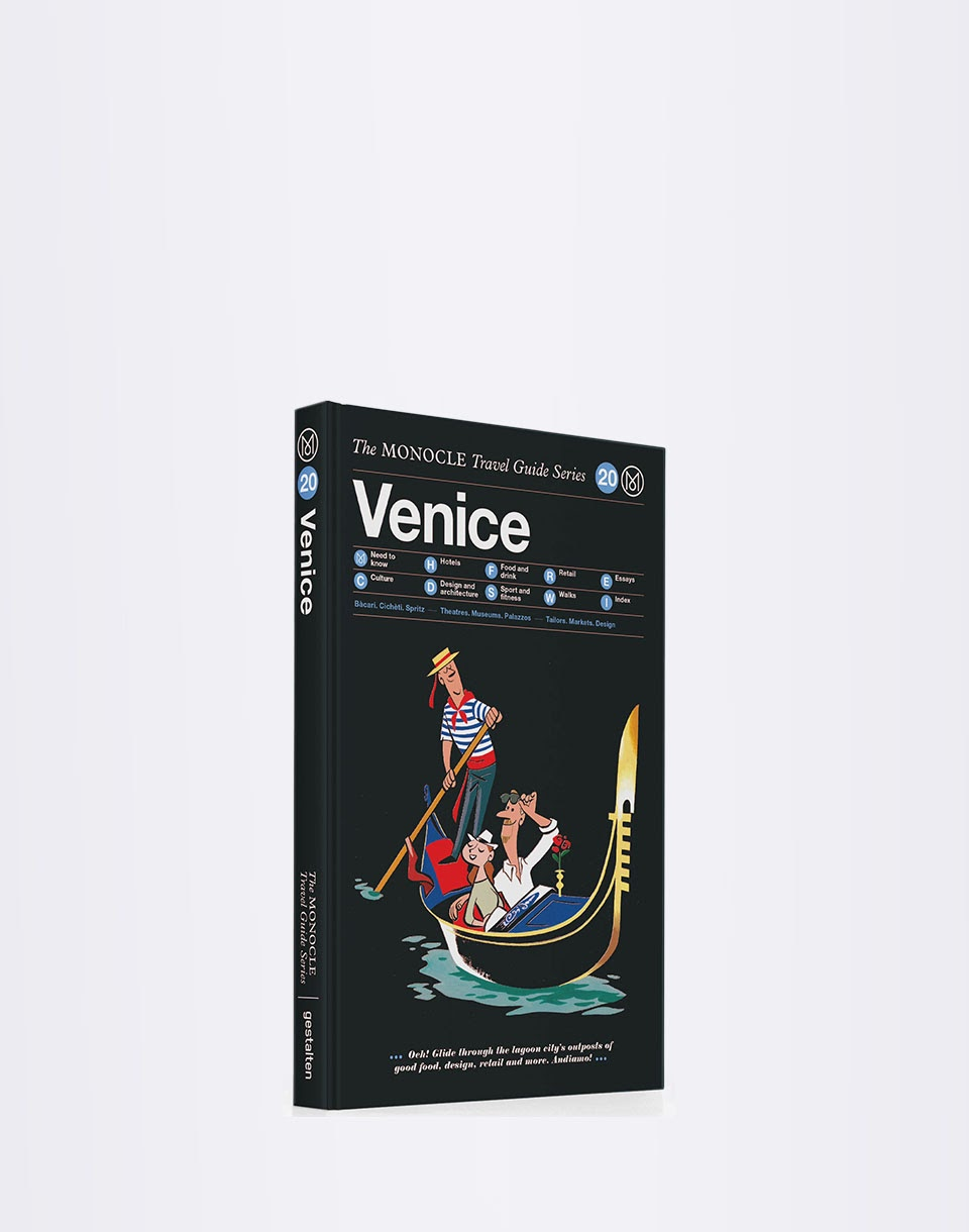 Knihy Gestalten Venice: The Monocle Travel Guide Series