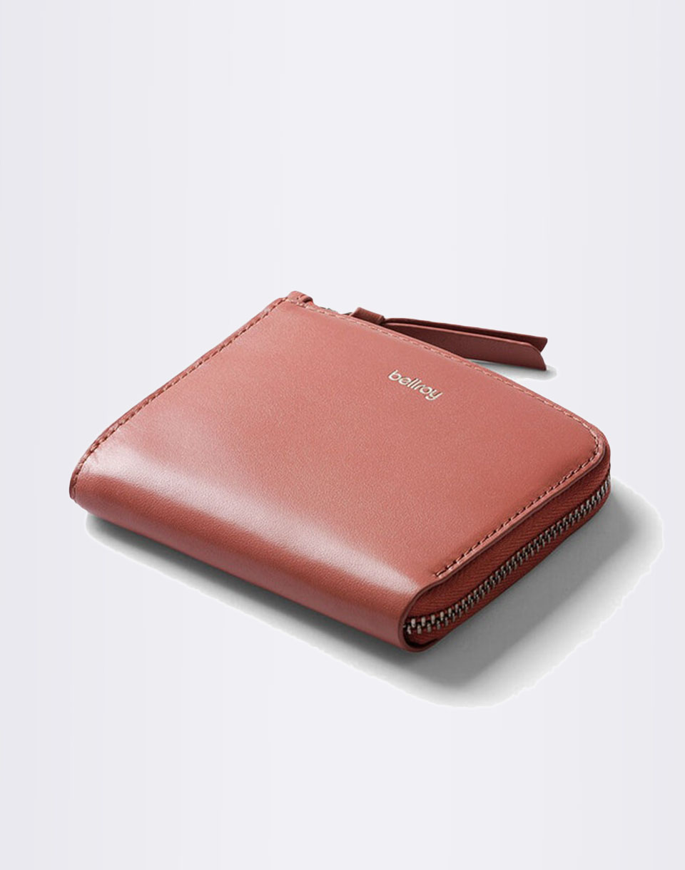 Bellroy Pocket Mini Deep Blush