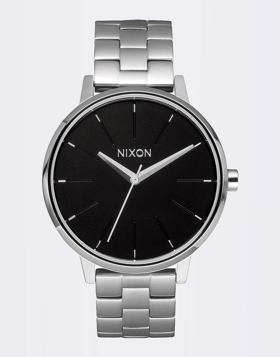 ... hodinky nixon sentry leather all black •. Nixon Kensington Black 3365790ae1