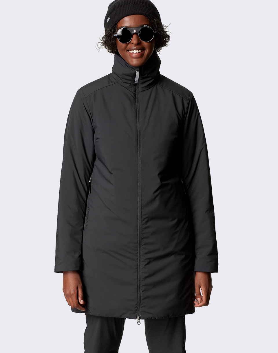 Houdini Sportswear W s Add in Jacket True Black L