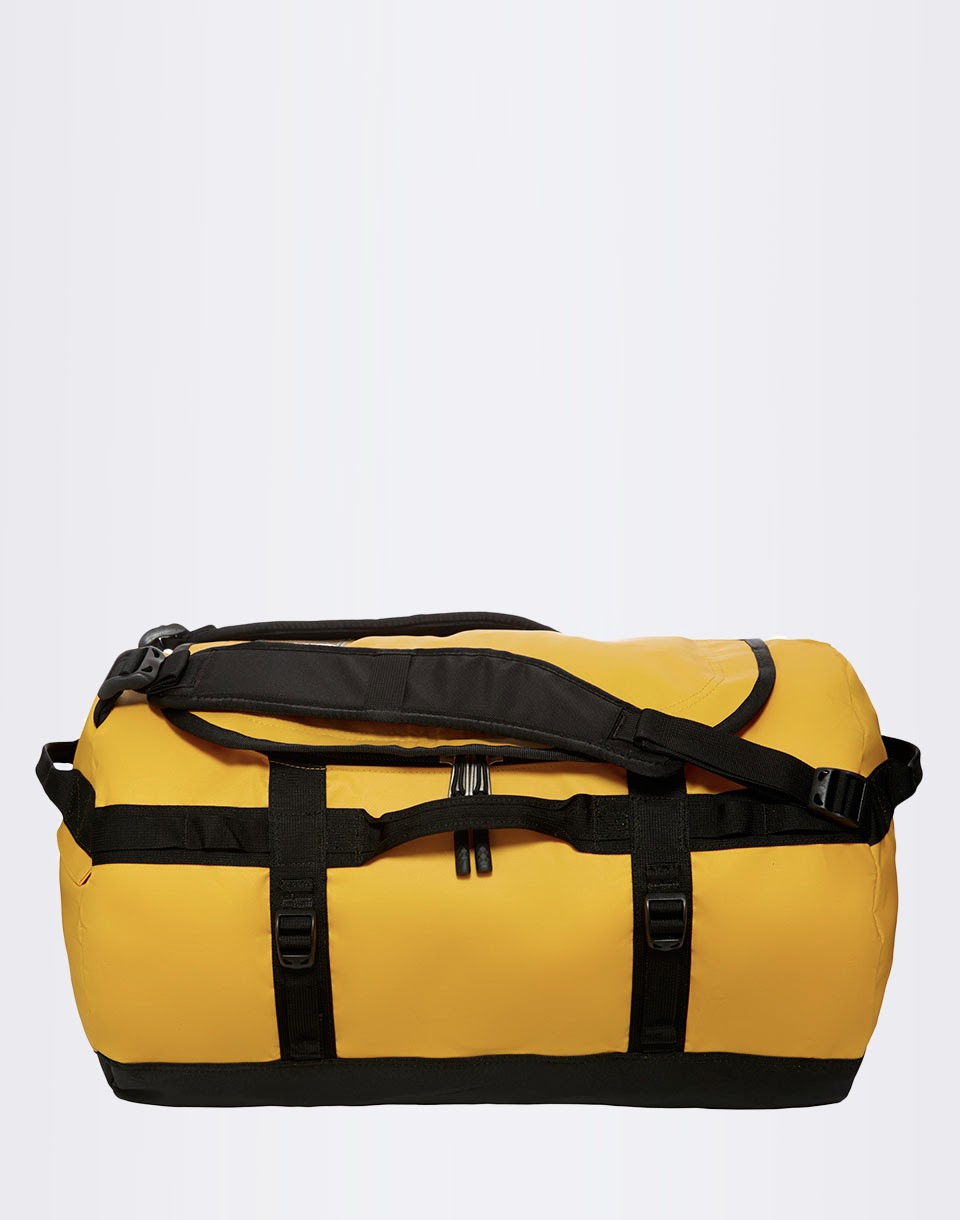 Batoh The North Face Base Camp Duffel S Summit Gold / TNF Black + doprava zdarma + novinka