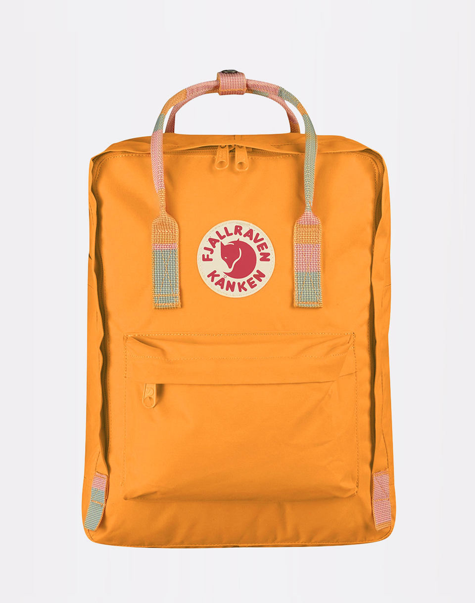 Fjällräven Kanken 141 905 Warm Yellow Random Blocked