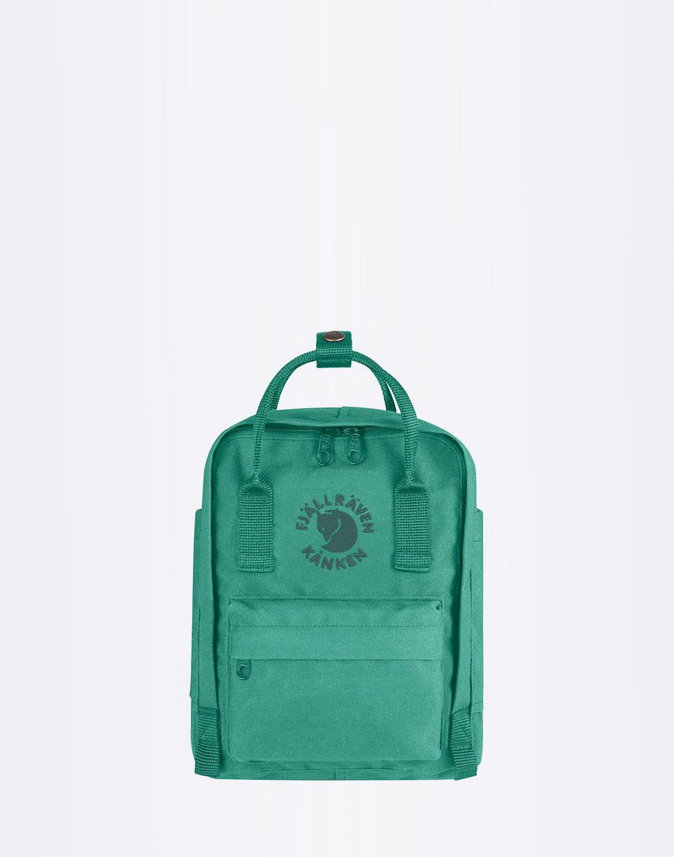 Fjällräven Re-Kanken Mini Emerald