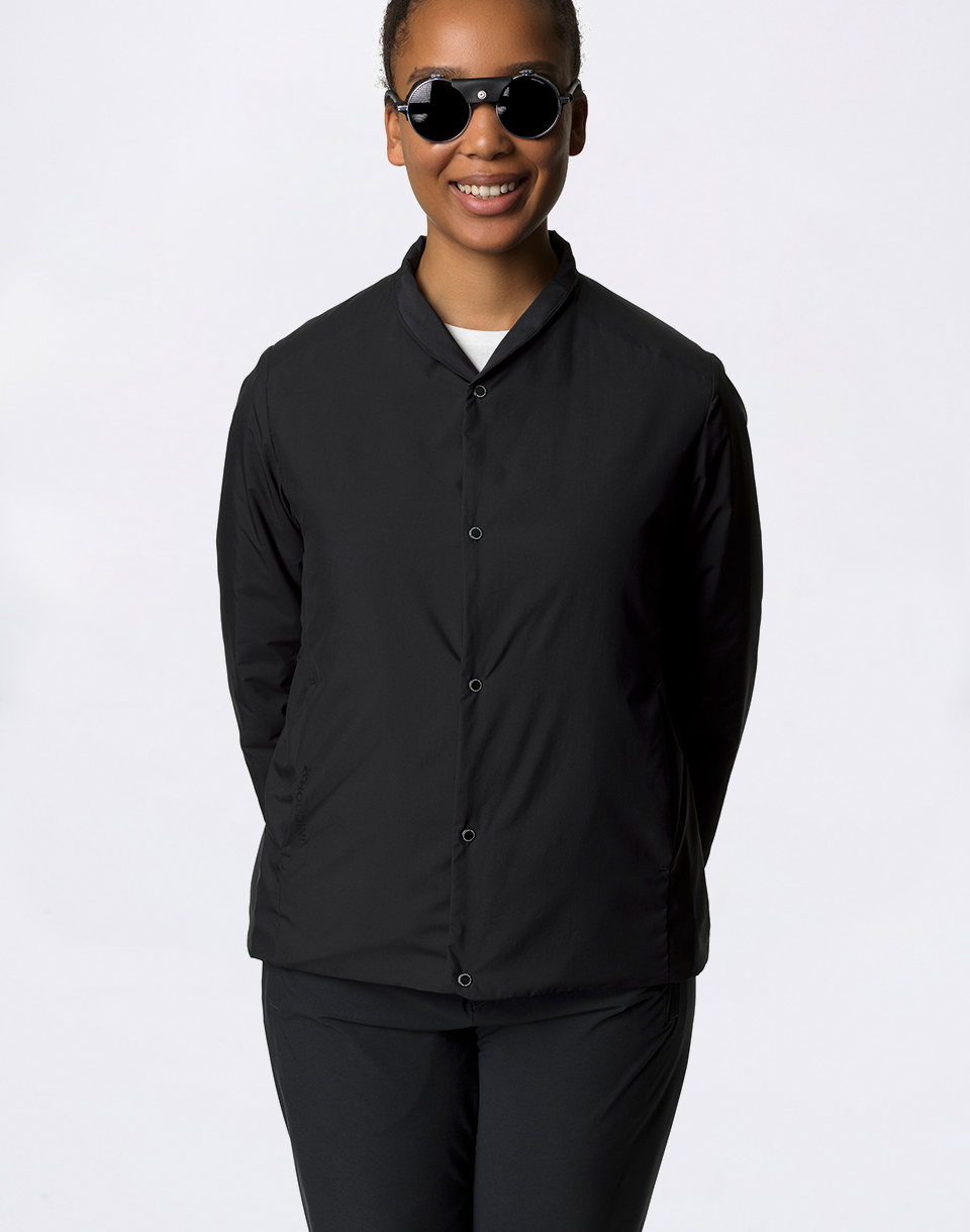 Houdini Sportswear W s Enfold Jacket True Black L
