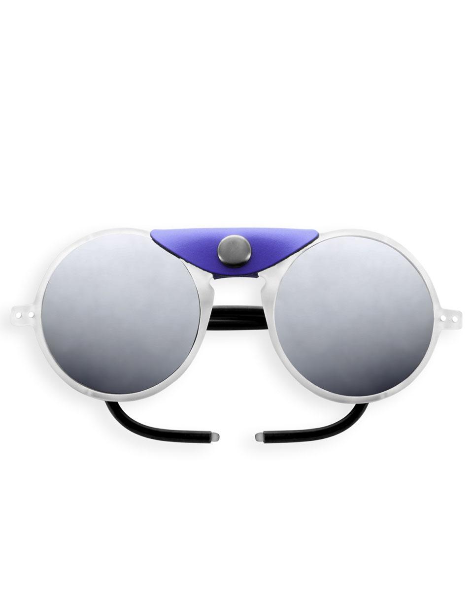 Sluneční brýle Izipizi Sun Glacier White Soft