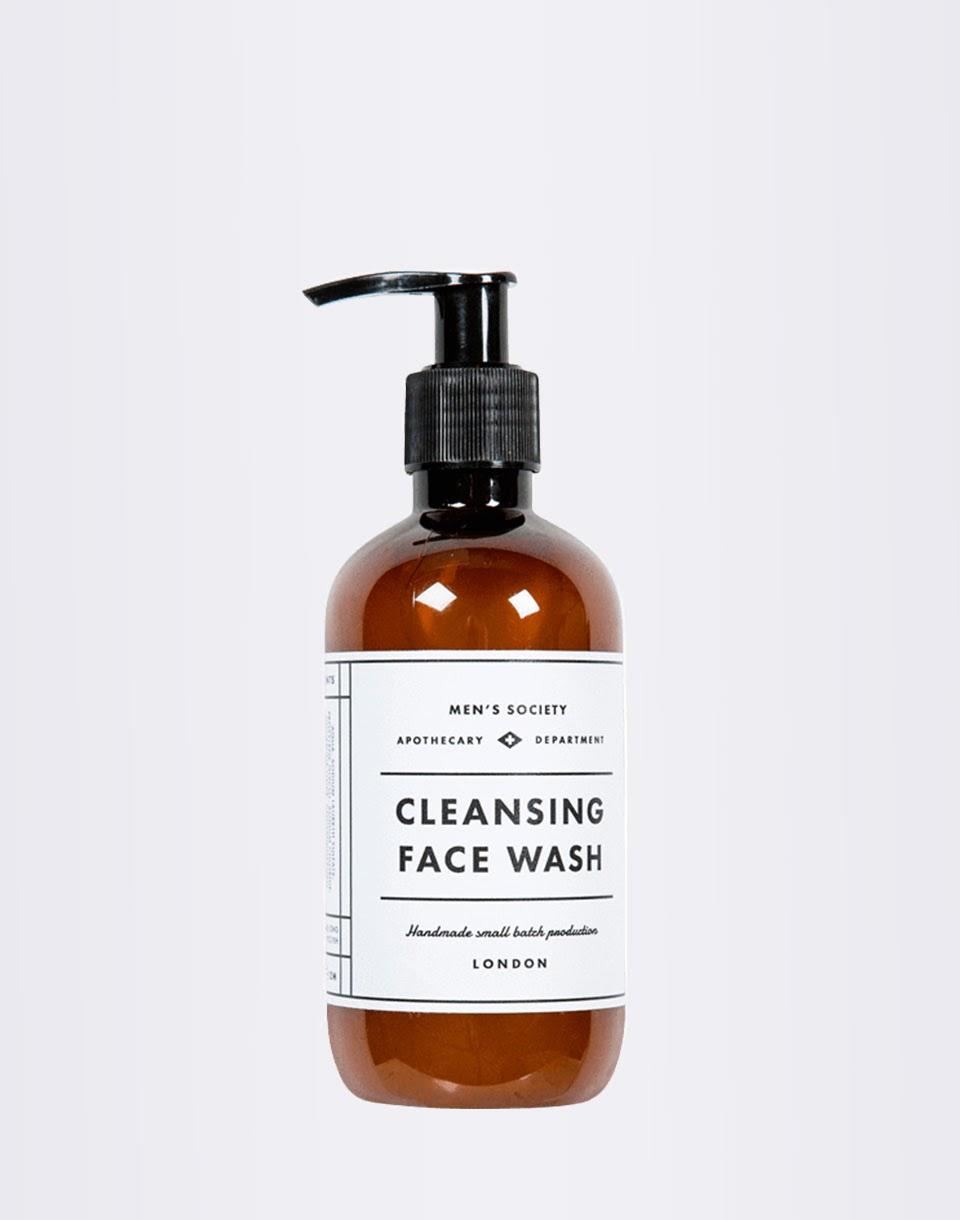 MEN S SOCIETY Face Wash 250ml