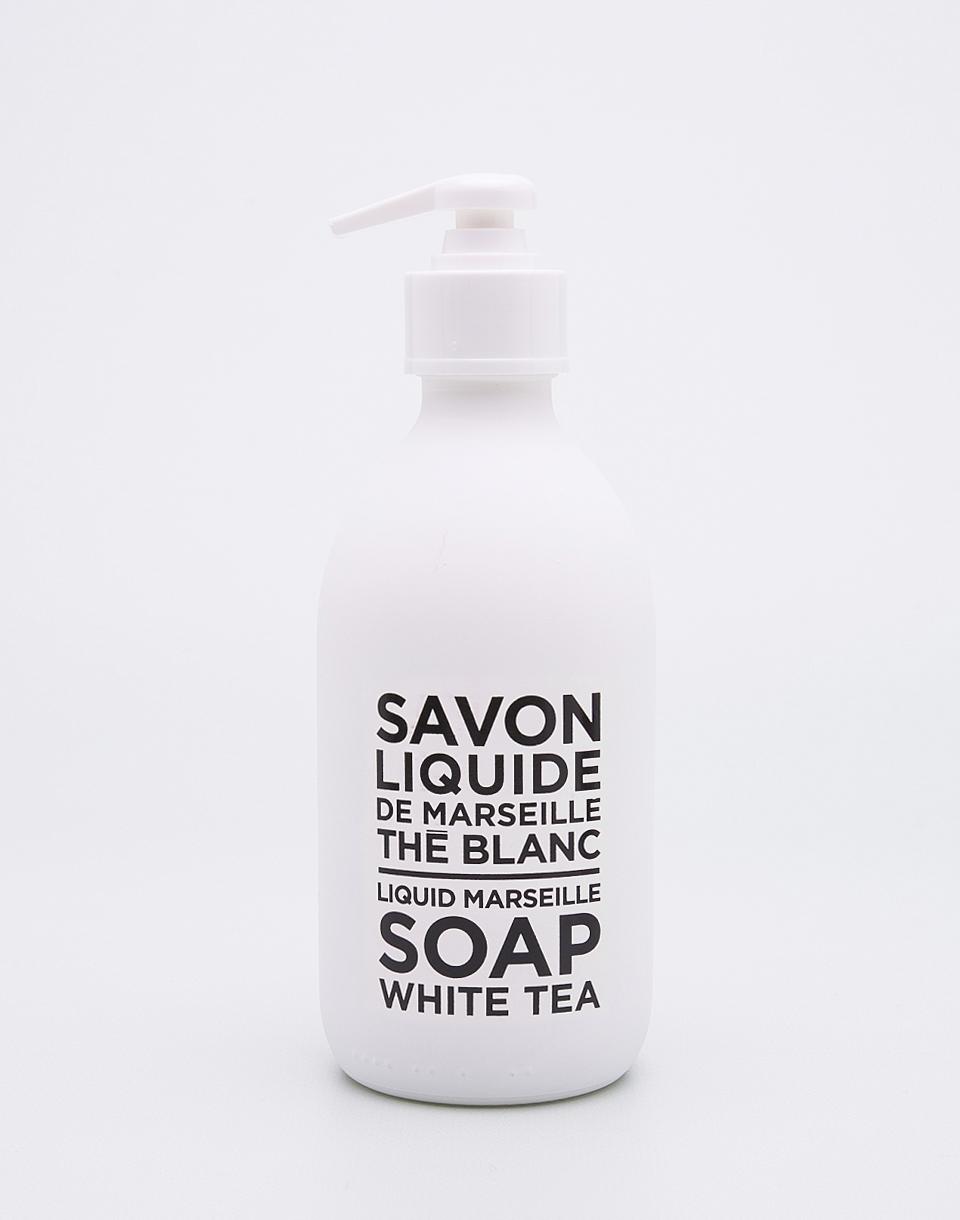 Kosmetika Compagnie de Provence Tekuté mýdlo na ruce - Bílý čaj