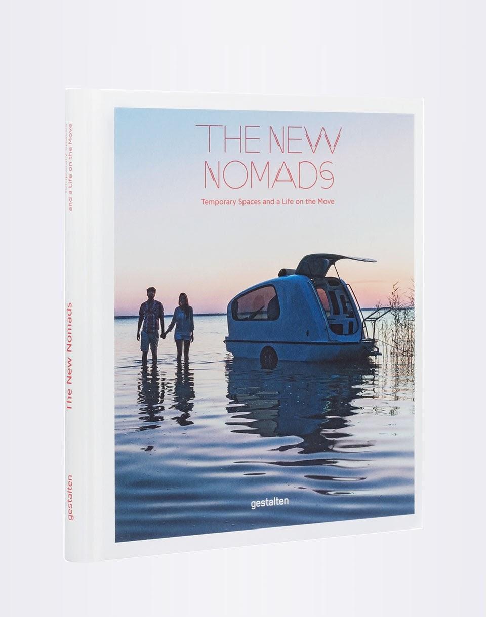 Knihy Gestalten The New Nomads